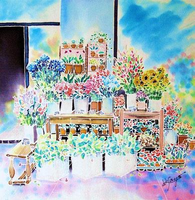 Fleuriste de Paris