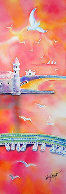 Catalan sunset SOLD