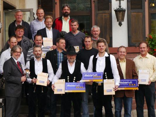 SL-Holzbau GbR wurde wieder mit drei Sternen ausgezeichnet Bild 4
