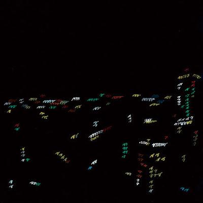シングル「city」ジャケット イラスト裏