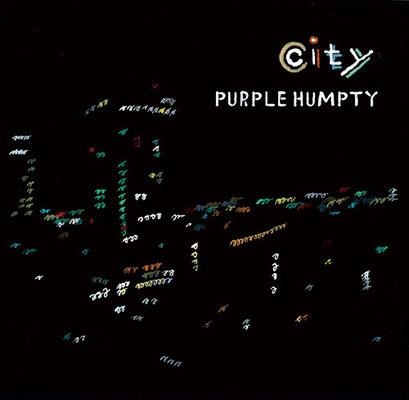 シングル「city」ジャケット イラスト