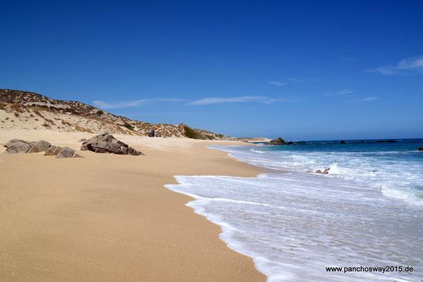 Mexiko_Baja California_Punta Peruchera_Nächster fantastischer Strand