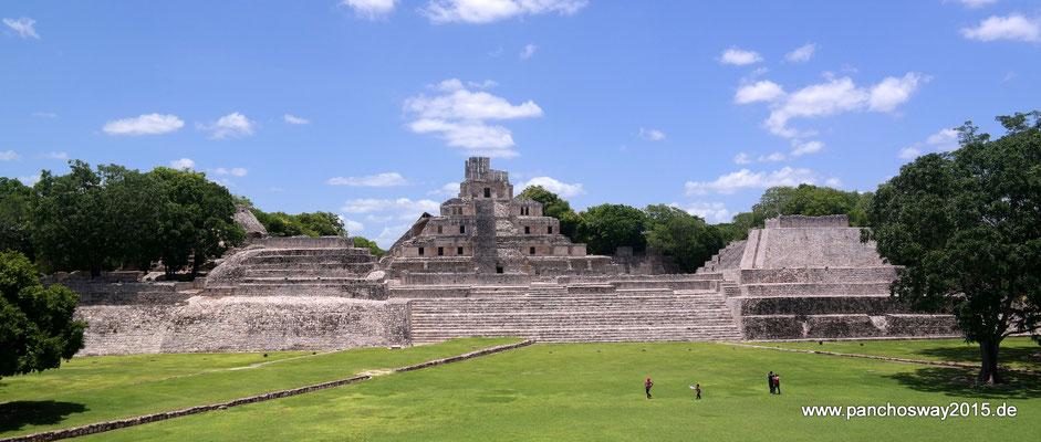 Mexiko_Yucatán Halbinsel_Edzná