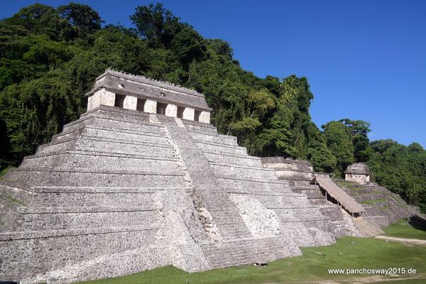 Mexiko_Oaxaca und Chiapas_Palenque