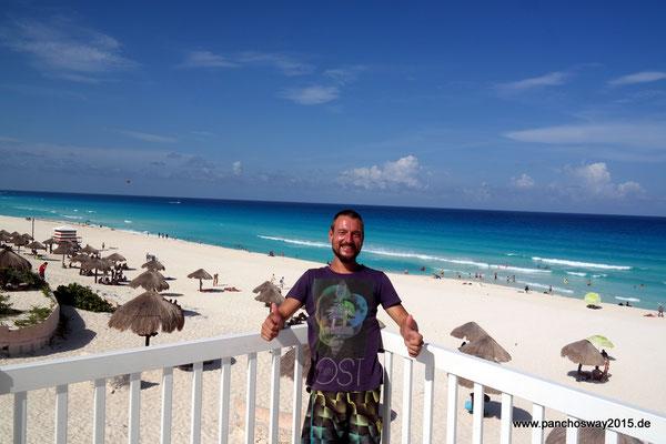 Mexiko_Yucatán Halbinsel_Cancún_Urlaubsziel Nummer 1