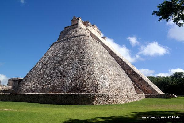 Mexiko_Yucatán Halbinsel_Uxmal