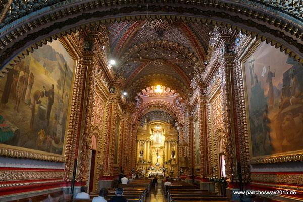 Mexiko_Mexiko-City und Umgebung_Morelia_Santuario de Guadelupe