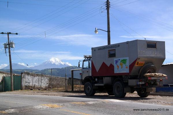 Mexiko_Zentrale Atlantikküste und Puebla_Pico de Orizaba
