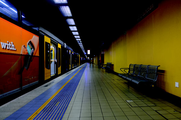 Bondi Junction Station, Sydney