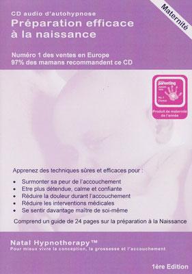 CD de préparation à la naissance (maternité)