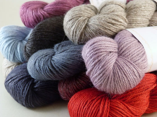 Järbo Llama Silk