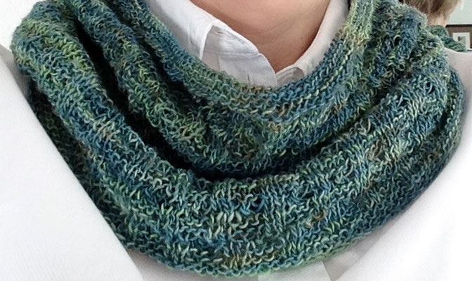Cowl Lacy Eiderstedt