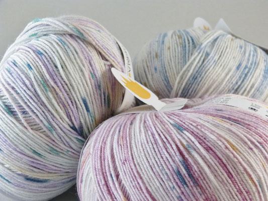 Krönchenwolle Regia Silk Color