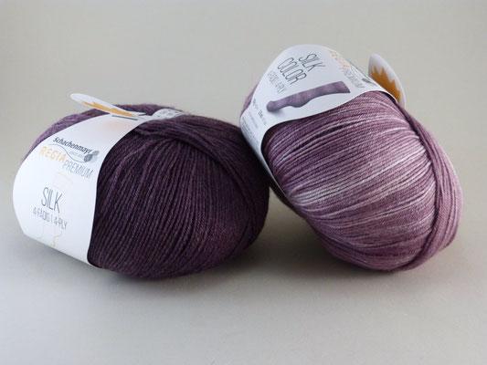 Regia Silk und Regia Silk Color