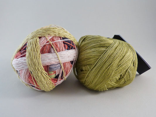 Schoppel Cotton Ball und Zauberball Cotton
