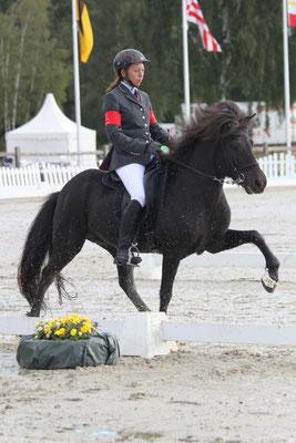 As von Kirschgartshausen mit Katrin Reinert