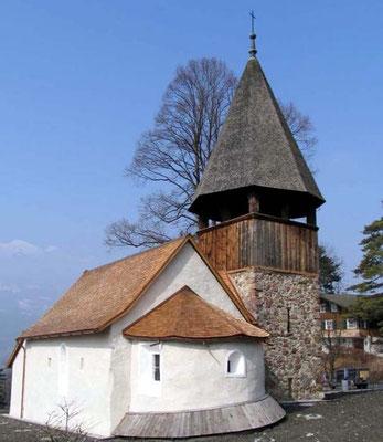 Kappelle St. Mamerten Triesen