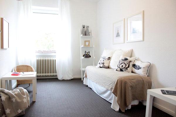 Home Staging - Kinderzimmer nachher - Buchholz Tostedt die kammerherrin