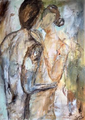 Liebe / 50 x 70 cm / 2016