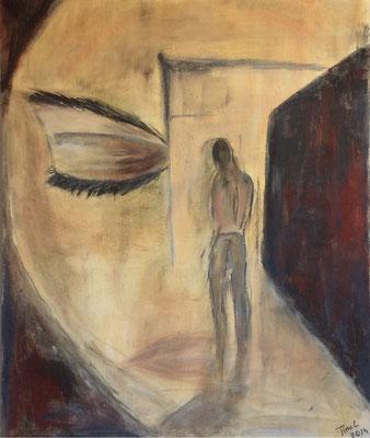 Tati / 50 x 60 cm / 2015