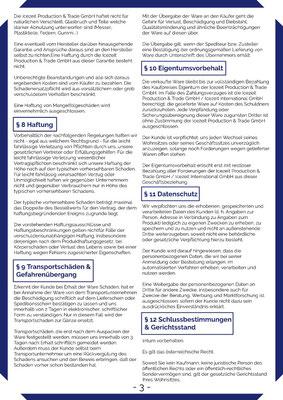 Allgemeine Geschäftsbedingungen - Seite 3