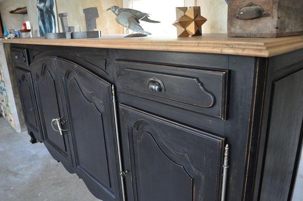 eclaircir un meuble en chene id es d coration id es d coration. Black Bedroom Furniture Sets. Home Design Ideas