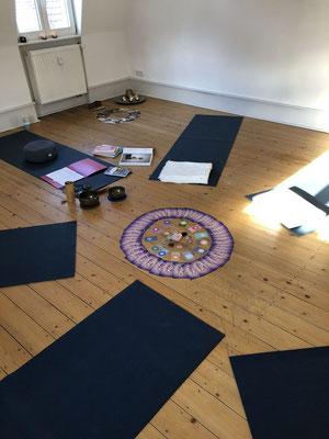 Mala Workshop Raum
