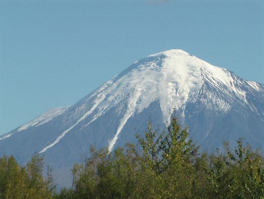 Вулкан Острый Толбачик