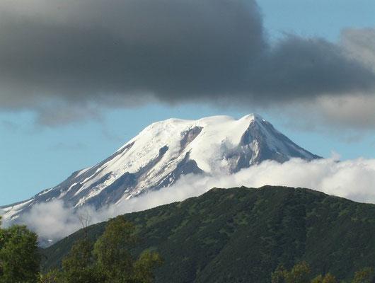 Ичинский вулкан