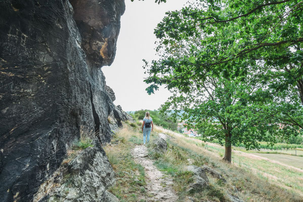 Teufelsmauer Königsstein