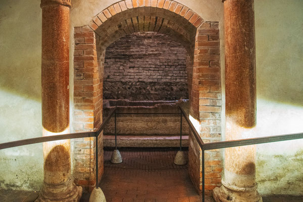 Tomba di Giulietta in Verona