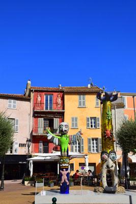 Saint Tropez in Frankreich