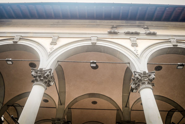 Markt in Florenz