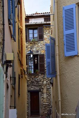 Antibes in Frankreich