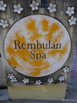 Rembulan Spa in Ubud
