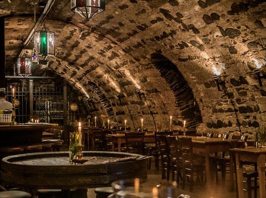 Restaurant Zehnthauskeller mit Weinkeller