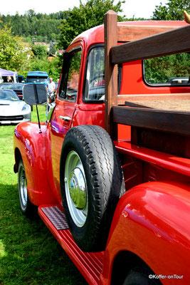Ford Pick up 50er Jahre