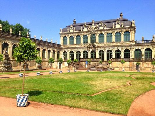 Dresden in Deutschland