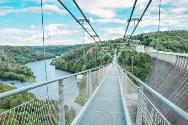 Hängeseilbrücke Titan RT