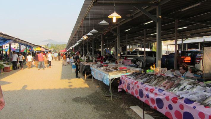Khao Lak Märkte
