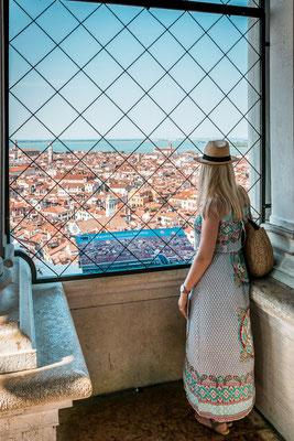 Aussicht vom Markusturm