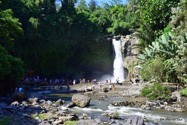 Tegenungan Wasserfall bei Ubud