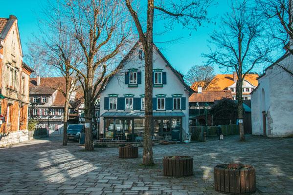 Rundgang in Altstadt von Blaubeuren