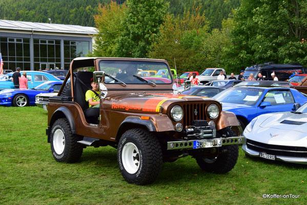 Jeep CJ 80er Jahre