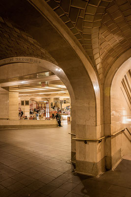 Whispering Gallery im Grand Central Terminal