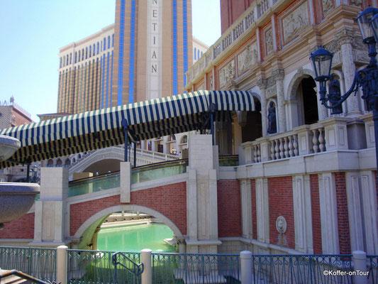 Venetian Resort in Las Vegas