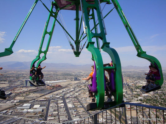 Stratosphere Tower in Las Vegas