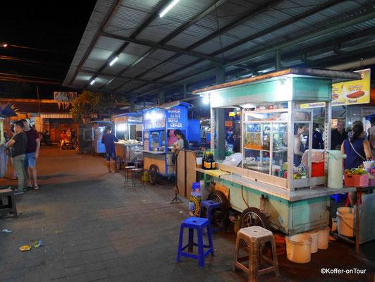 Nachtmarkt Sanur