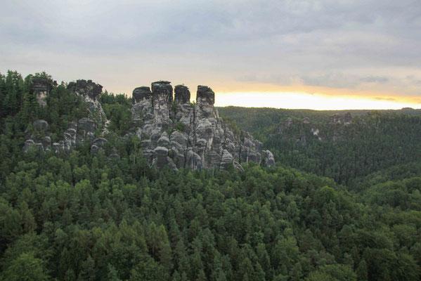Sächsische Schweiz in Deutschland