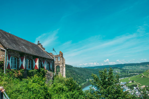 Burgruine Grevenburg in Traben Trarbach